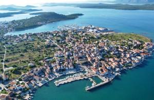 Town of Betina - Island Murter