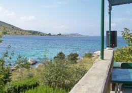 Rybářský dům Dega 4 + 1, záliv Bizikovica, ostrov Žut