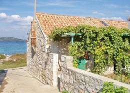 Rybářský dům Gangaro 2 + 2 ve vesnici, ostrov Gangaro