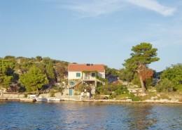 Rybářský dům Izidor 6 + 1, ostrov Sit