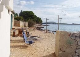 Rybářský dům Denis 4 + 2, Záliv Kravljačica, Ostrov Kornat