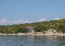 Rybářský dům Elza 4 + 2, Ostrov Ščitna