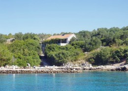 Rybářský dům Gordan 4 + 1, Záliv Jota, Ostrov Žižanj