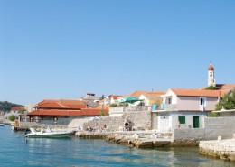 Ferienwohnungen Jaka 2 + 1, Insel Murter-Betina