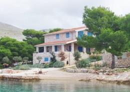 Rybářský dům Vojko 15, Záliv Strižnja, Ostrov Kornat