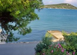Ferienwohnung Dedi 4 + 1, Insel Murter-Betina