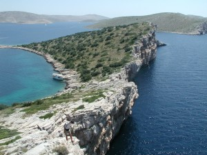 Wyspa Mana, archipelag Kornati
