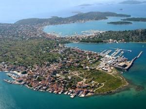 L'île de Murter-Marina Betina