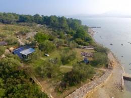fishermen house agata-view above
